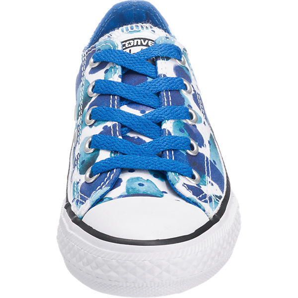 CONVERSE Kinder Sneakers Chuck Taylor All Star blau