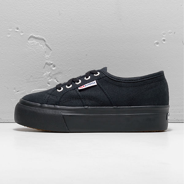 Superga® 2790-ACOTW LINEA UP AND DOWN Sneakers Low schwarz