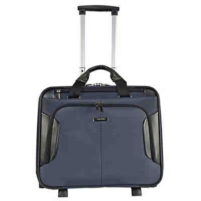 Samsonite XBR Upright 2-Rollen Business Trolley 45,5 cm Laptopfach
