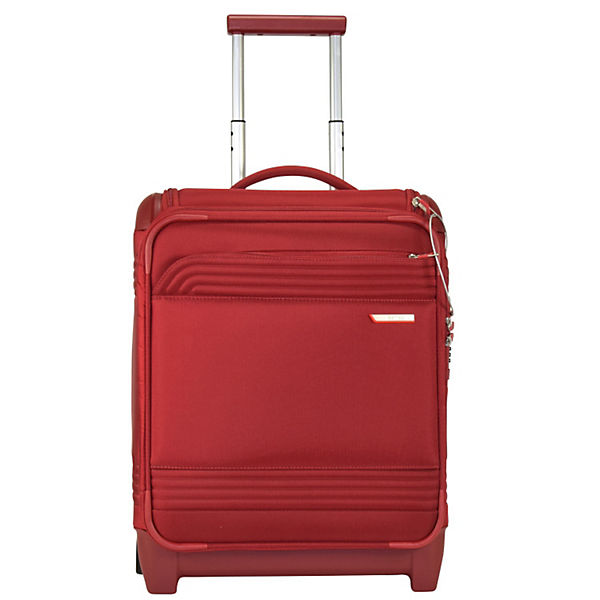 Samsonite Samsonite Smarttop Upright 2-Rollen Kabinentrolley 50 cm rot