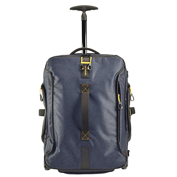 Samsonite Samsonite Paradiver Light Rollen-Reisetasche 55 cm blau