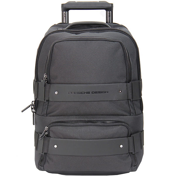 Porsche Design Cargon 2.5 Twin BackBag 2-Rollen Trolley 49 cm Laptopfach