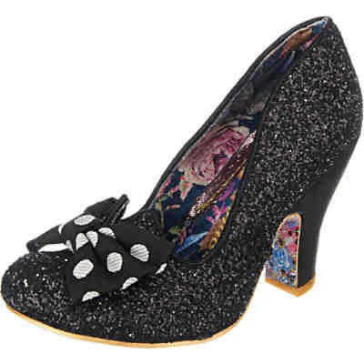 Irregular Choice Nick of Time Pumps