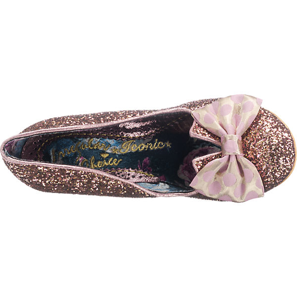 Irregular Choice, Irregular Choice gold Nick of Time Pumps, gold Choice  Gute Qualität beliebte Schuhe 0fcaa8