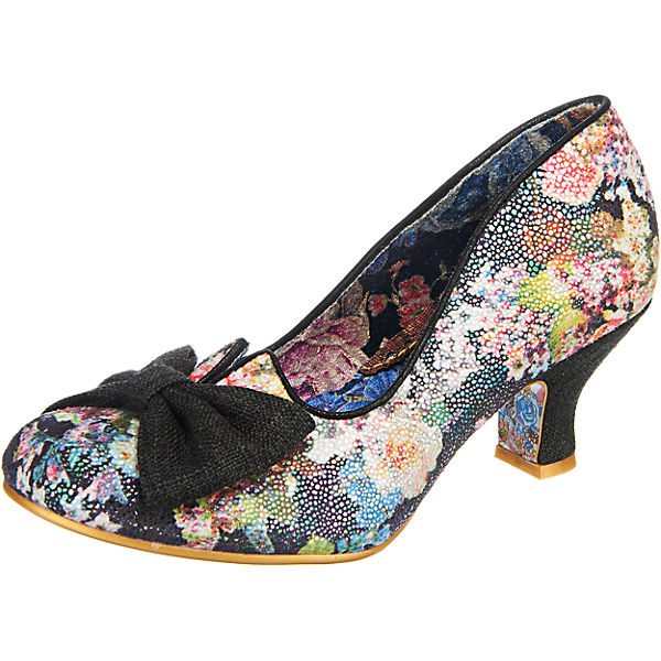 Irregular Choice Dazzle Razzle Pumps