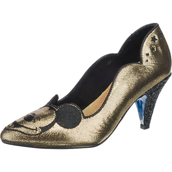 Irregular Choice Mickey Mouse - Glitzy Mickey Pumps
