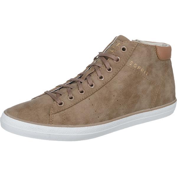 ESPRIT ESPRIT Miana Bootie Sneakers braun