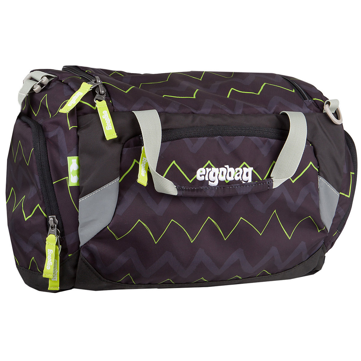 ergobag ergobag sporttasche 40 cm schwarz mirapodo. Black Bedroom Furniture Sets. Home Design Ideas