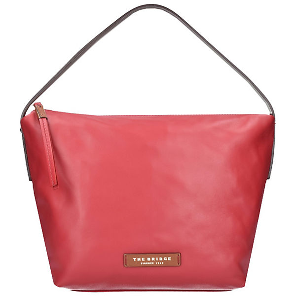 The Bridge Calypso Schultertasche Leder 25 cm