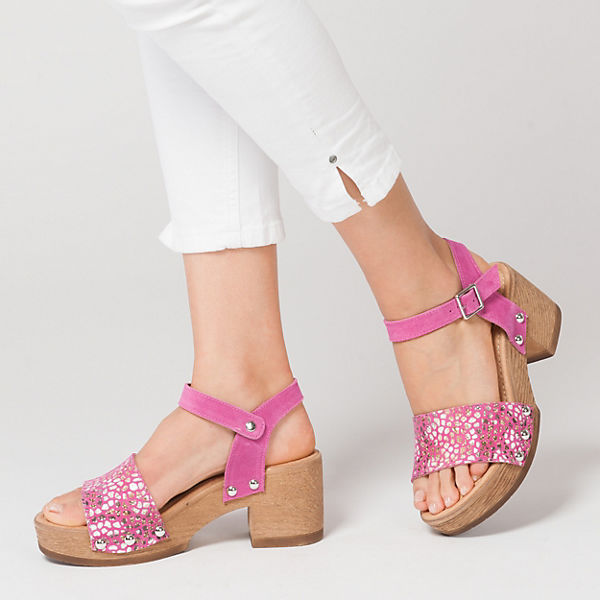 Tamaris Tamaris Zetta Sandaletten pink