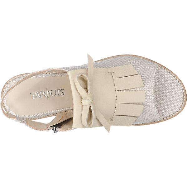 TAPODTS Tapodts Florina Sandaletten beige