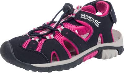 Graue Outdoor-Sandalen für Mädchen von Regatta rxLs7nd8