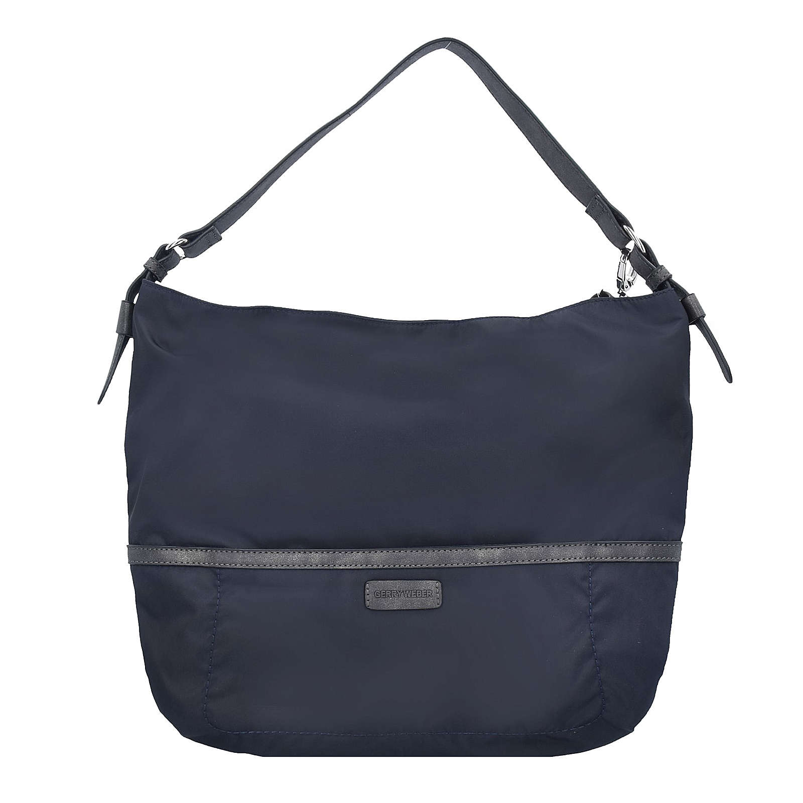 Bright Side Schultertasche 41 cm Gerry Weber dark blue - broschei