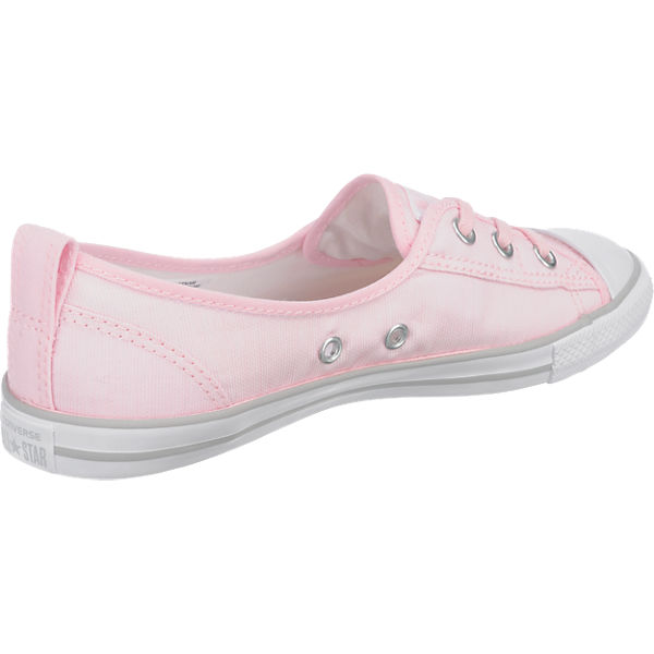 CONVERSE CONVERSE Chuck Taylor All Star Ballet Lace Slip Sneakers rosa