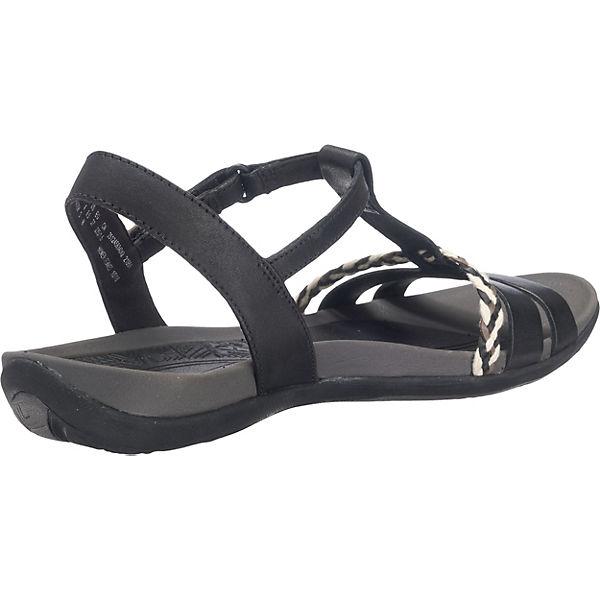 Clarks, Schuhe Komfort-Sandalen, schwarz  Gute Qualität beliebte Schuhe Clarks, 6dd8bf