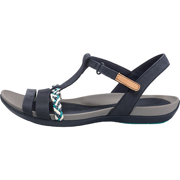 Clarks TealiteGrace Klassische Sandalen blau