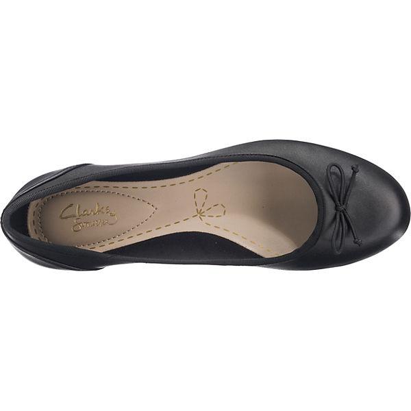 Clarks Clarks Couture Bloom Ballerinas schwarz