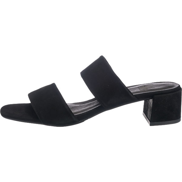 billi bi, billi bi Pantoletten, beliebte schwarz  Gute Qualität beliebte Pantoletten, Schuhe b3a086