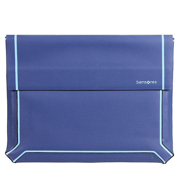 Samsonite Samsonite Thermo Tech Laptop Sleeve Laptophülle 38,5 cm blau