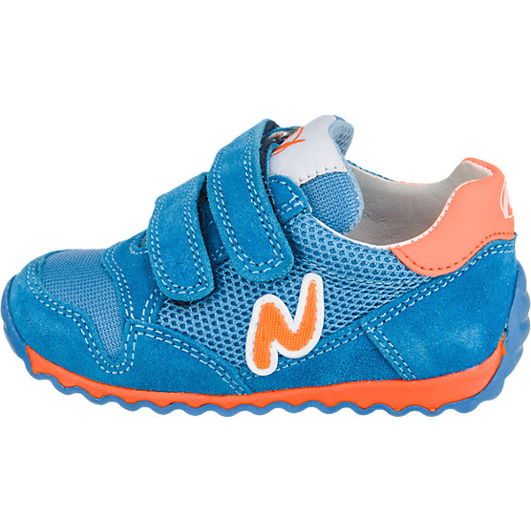 Naturino Kinder Halbschuhe blau