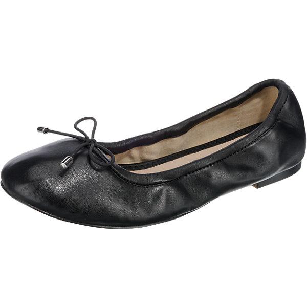 Ballerinas Ballerinas schwarz Faltbare BUFFALO Faltbare schwarz BUFFALO Faltbare BUFFALO w0qgZA0I
