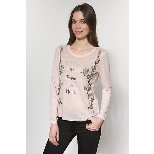 rosa rosa rosa ONLY Langarmshirt ONLY Langarmshirt ONLY ONLY Langarmshirt rosa Langarmshirt qUBOtt