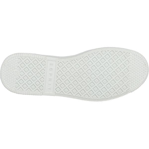 ESPRIT beige Sneakers ESPRIT kombi Sidney cqBw7YaZ