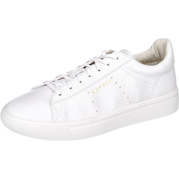 ESPRIT ESPRIT Lizette Sneakers weiß