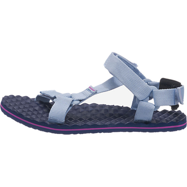 THE NORTH FACE THE NORTH FACE W Base Camp Switchback Sandal Sandalen blau-kombi