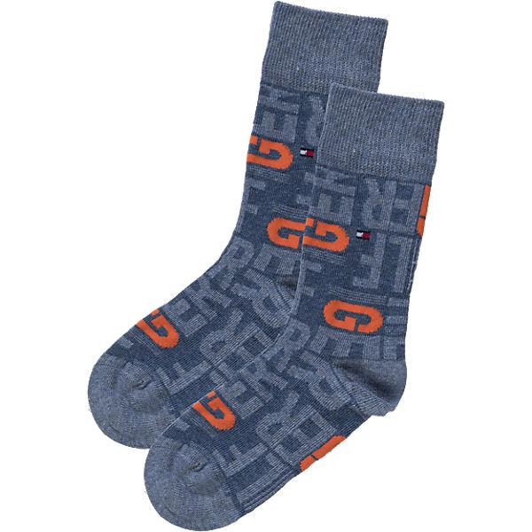 TOMMY HILFIGER Socken Doppelpack für Jungen blau