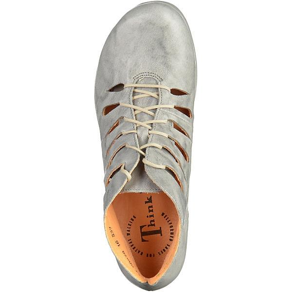 Think! Think! Sneakers grau
