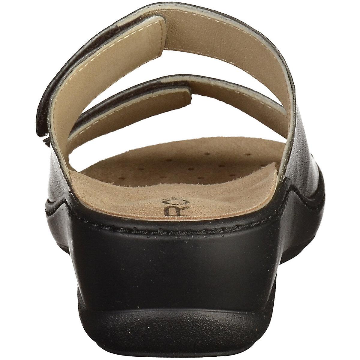 Rohde, Herne Komfort-pantoletten, Bronze