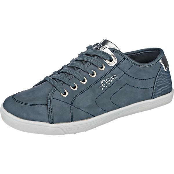 s.Oliver s.Oliver Sneakers dunkelblau