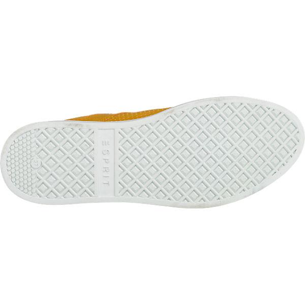 ESPRIT ESPRIT Sidney Sneakers dunkelgelb