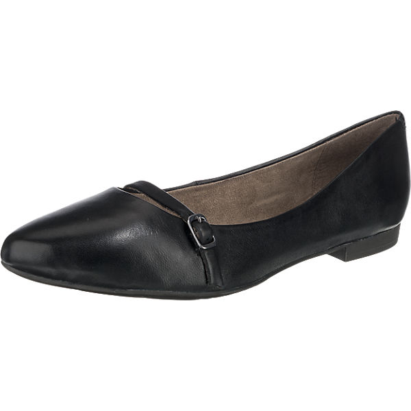 Tamaris Hemp Ballerinas