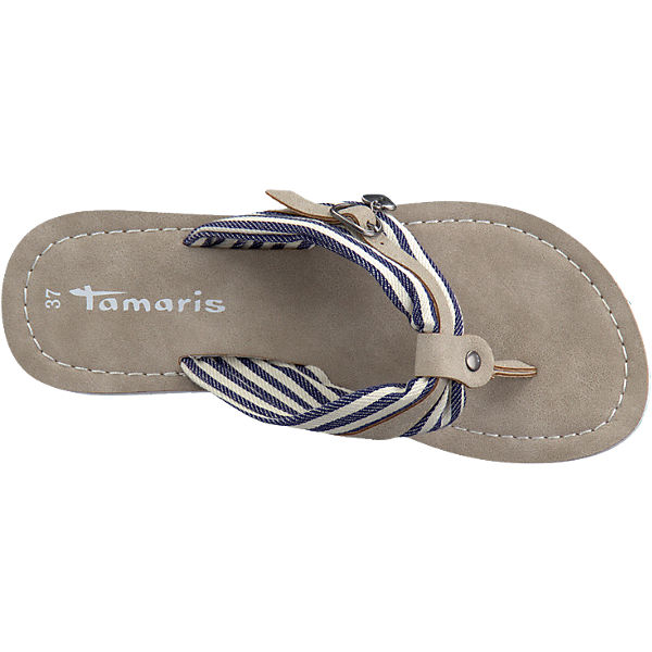 Tamaris Tamaris Odense Pantoletten beige