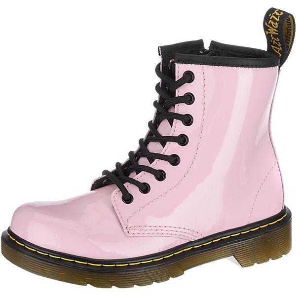 Dr. Martens Stiefel DELANEY für Mädchen rosa