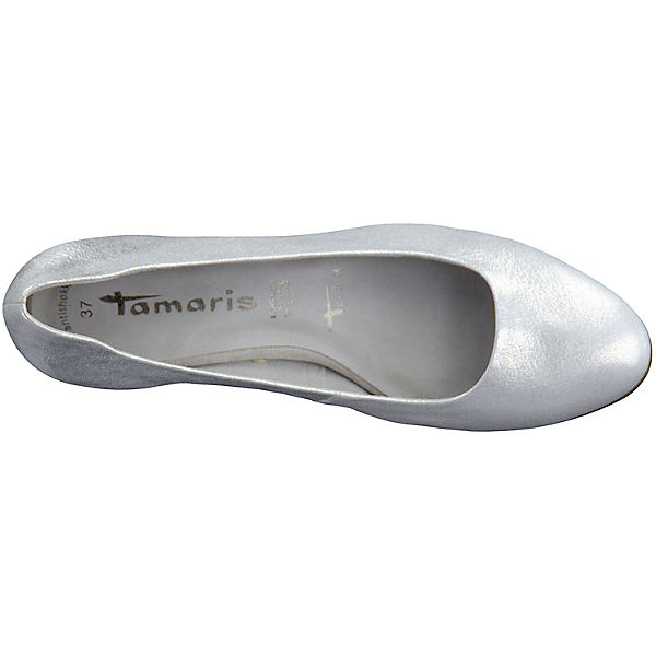 Tamaris Tamaris Micro Pumps silber