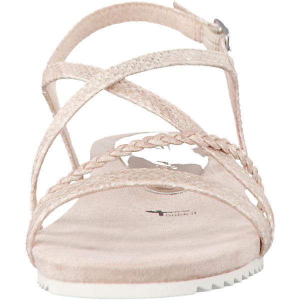 Tamaris Tamaris Locust Sandaletten rosa