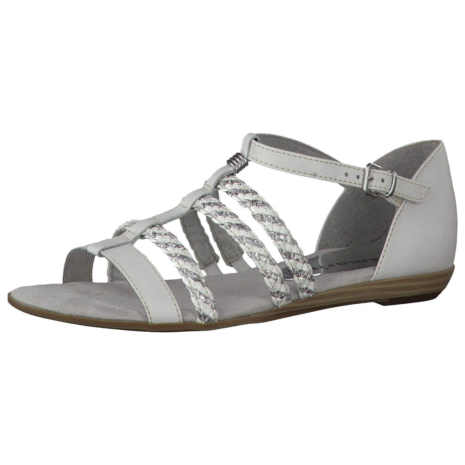 Tamaris Verbena Sandaletten grau Damen Gr. 38