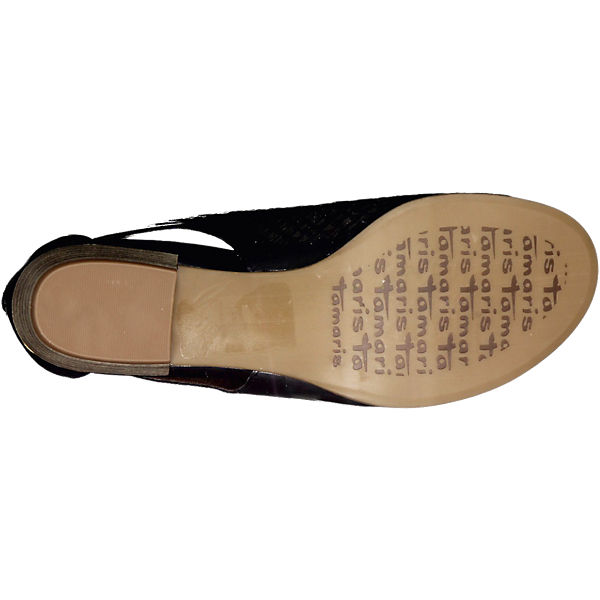 Tamaris Tamaris Nao Sandaletten schwarz