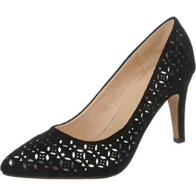 Anna Field Pumps