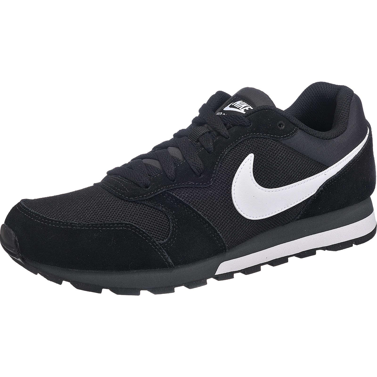 Nike Sportswear MD Runner 2 Sneakers schwarz-kombi Herren Gr. 40,5