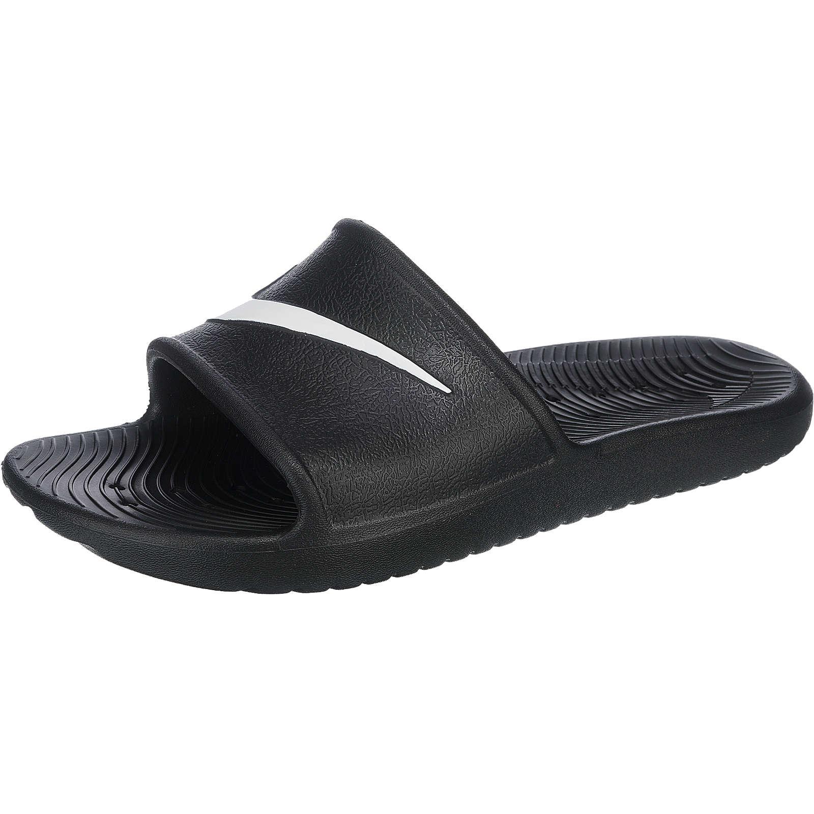 Nike Sportswear Kawa Shower Sneakers Low schwarz Herren Gr. 38,5