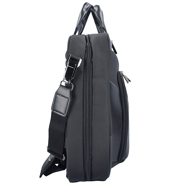 Samsonite Samsonite XBR Aktentasche 43 cm Laptopfach schwarz