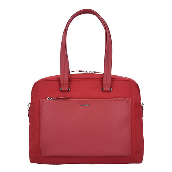 Samsonite Samsonite Zalia Businesstasche 41 cm Laptopfach rot