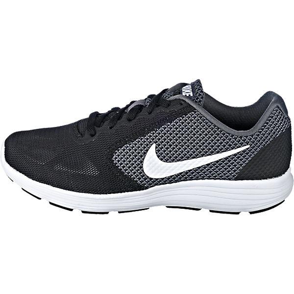 Nike Performance Nike Performance Revolution 3 Sportschuhe schwarz