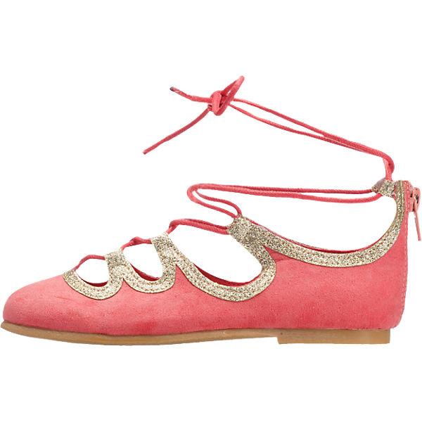Friboo Kinder Ballerinas koralle