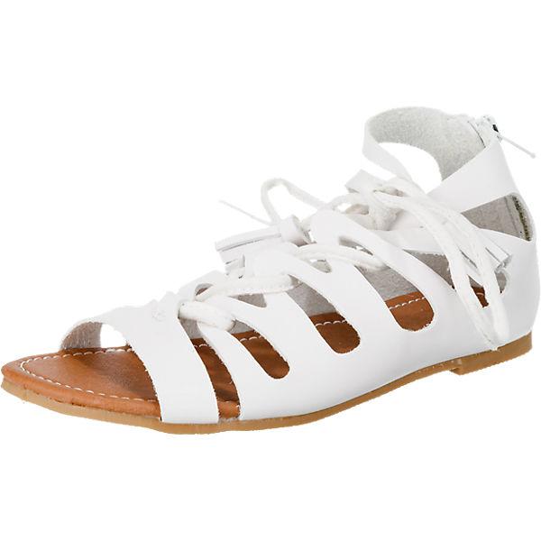 Friboo Sandalen für Mädchen weiß