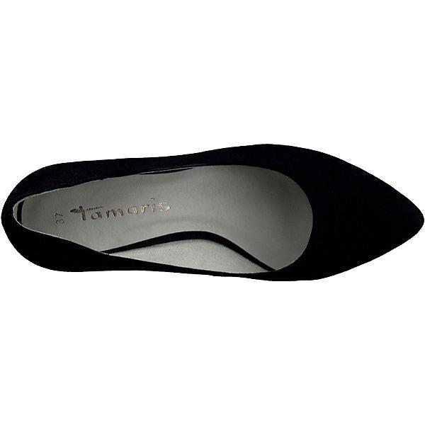 Tamaris Tamaris Pumps schwarz